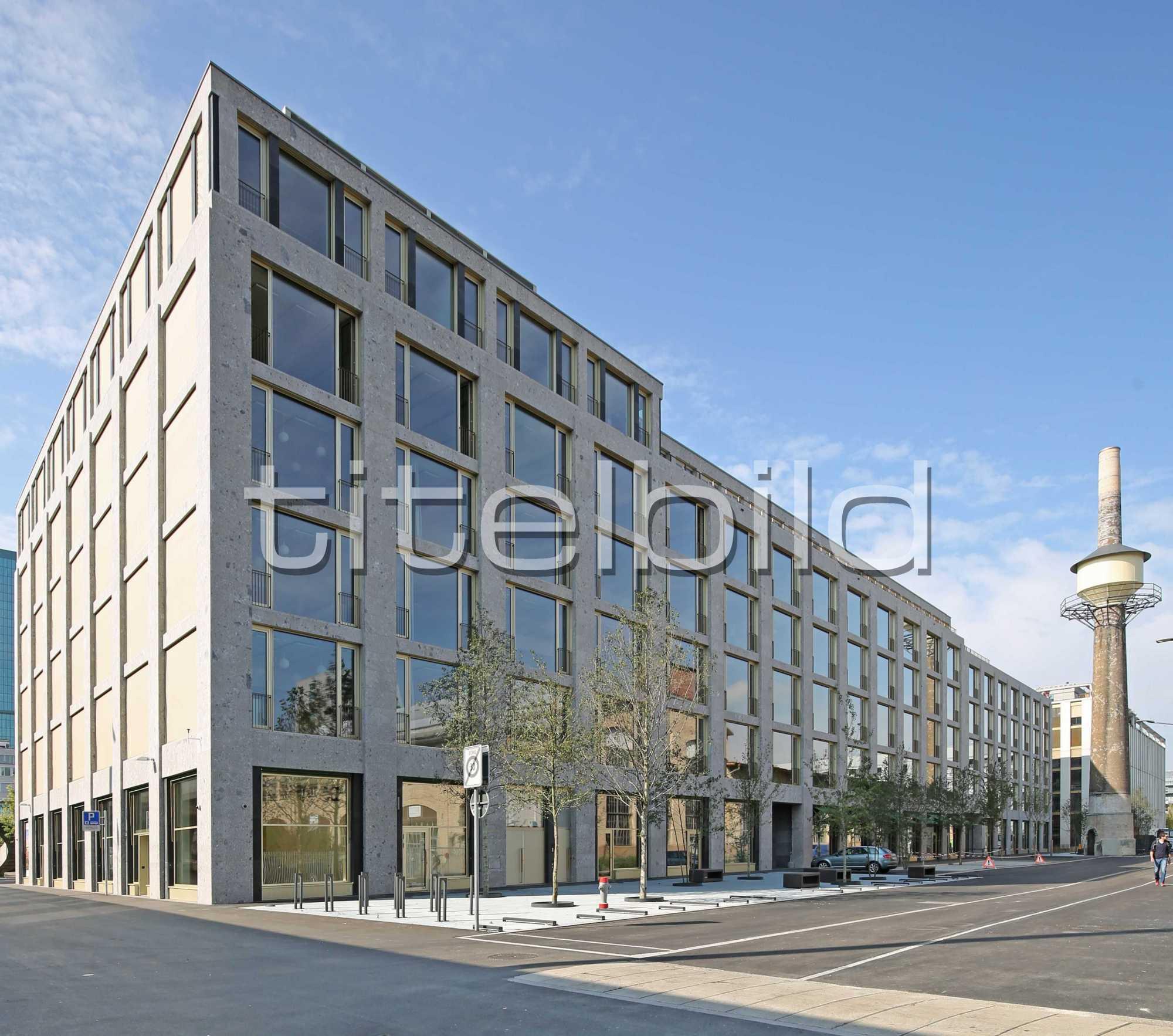 Projektbild-Nr. 1: Geschäftshaus am Schiffbauplatz