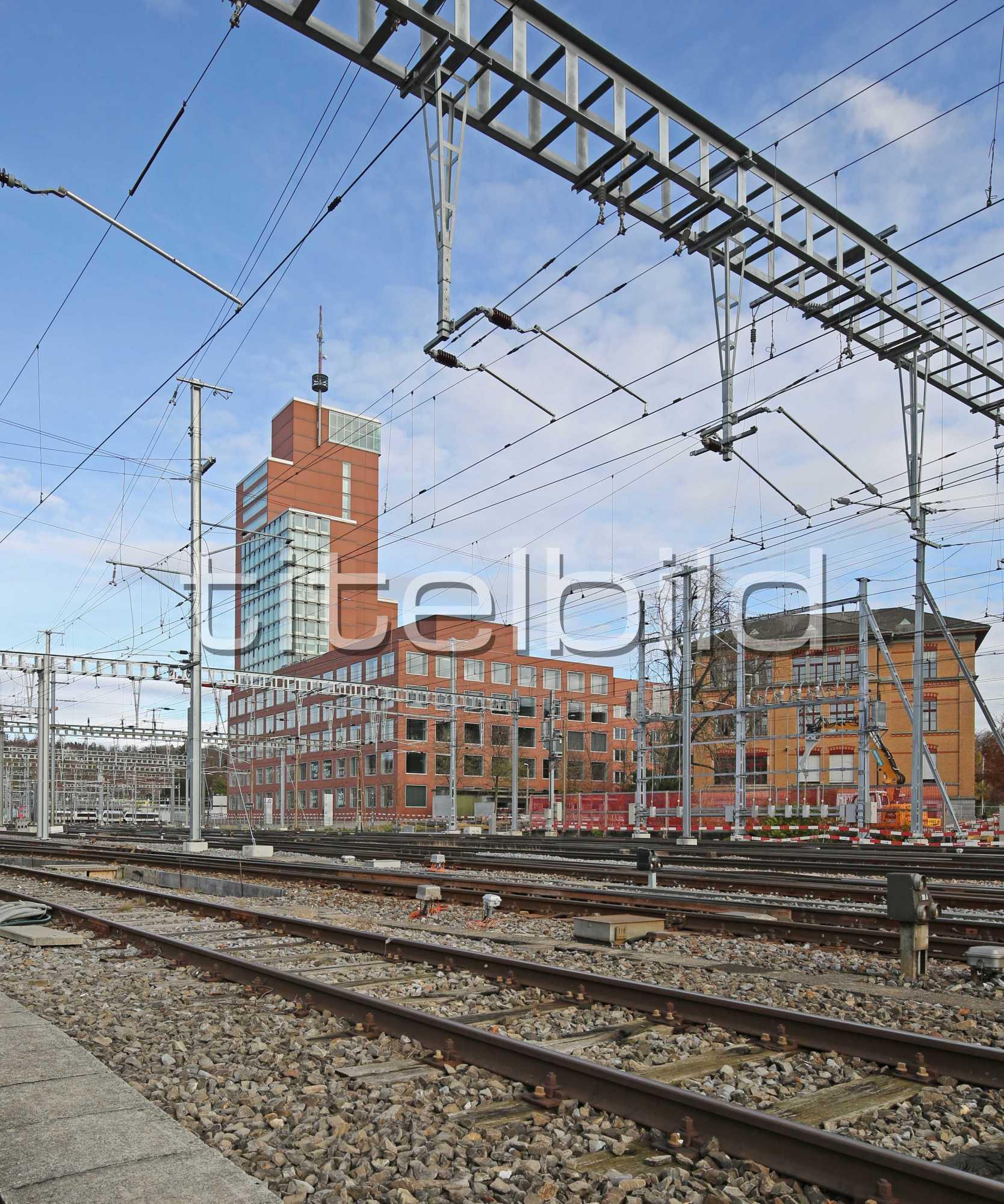 Projektbild-Nr. 2: Roter Turm Winterthur