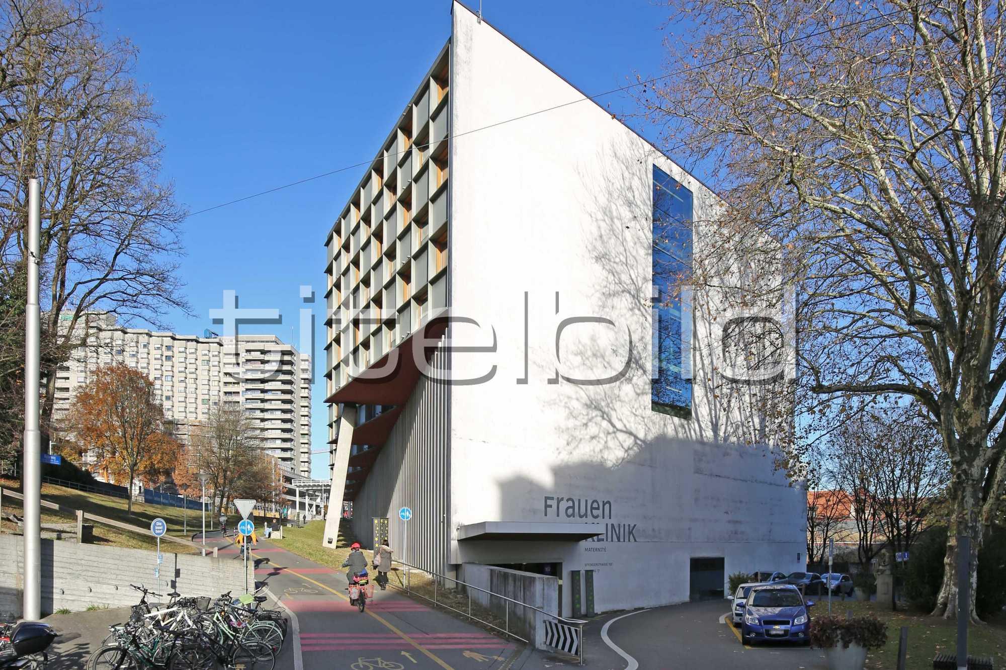 Projektbild-Nr. 0: Effingerstrasse 16, Bern