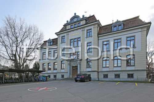 Bild-Nr: 1des Objektes Sanierung und Umbau Schulhaus Niederuster
