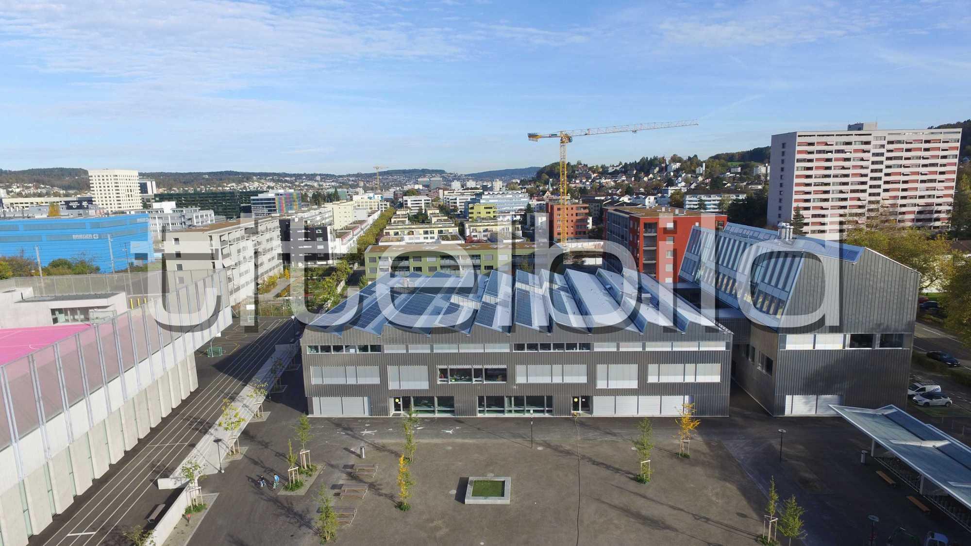 Projektbild-Nr. 0: Neubau Schulhaus Reitmen