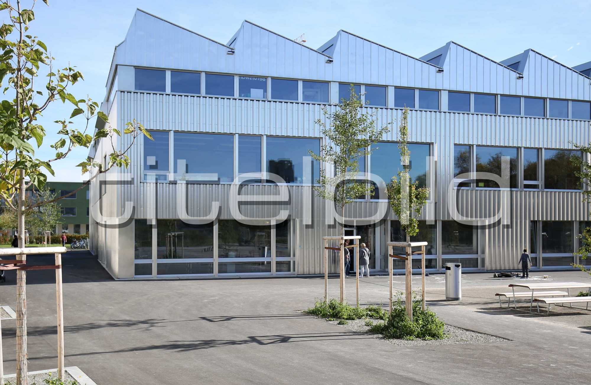 Projektbild-Nr. 1: Neubau Schulhaus Reitmen