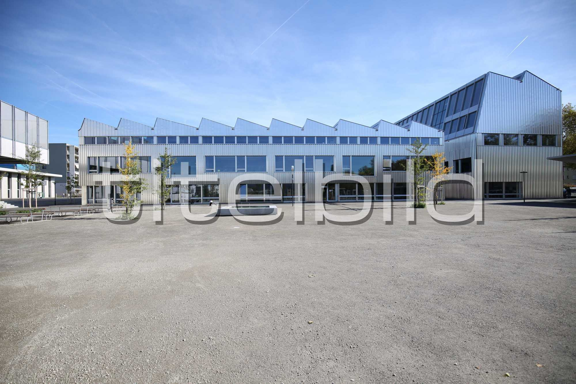 Projektbild-Nr. 2: Neubau Schulhaus Reitmen