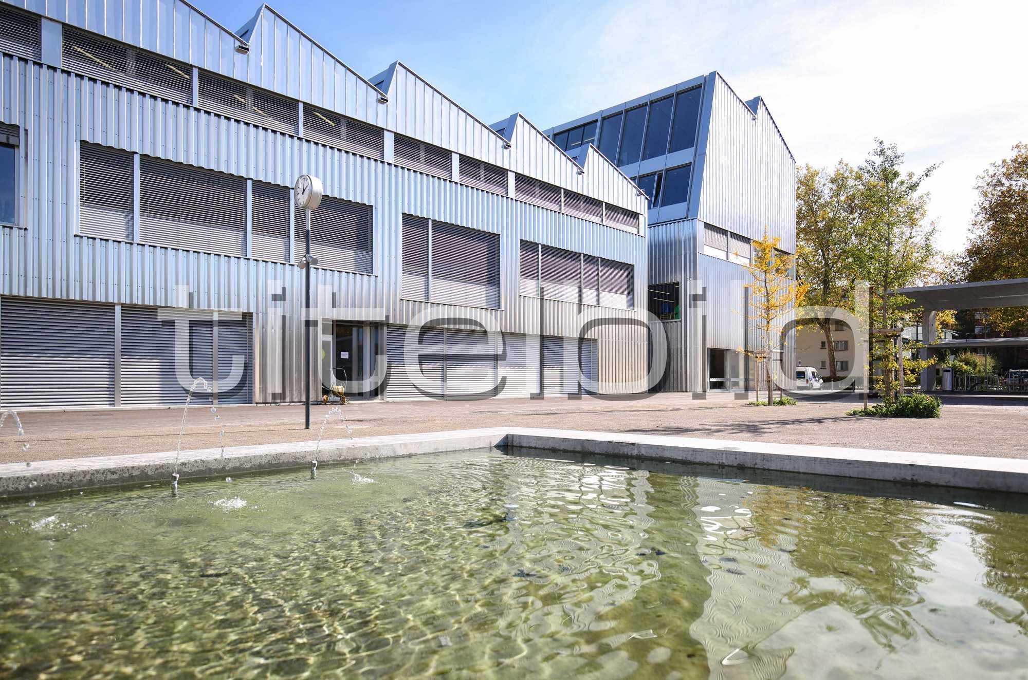 Projektbild-Nr. 3: Neubau Schulhaus Reitmen