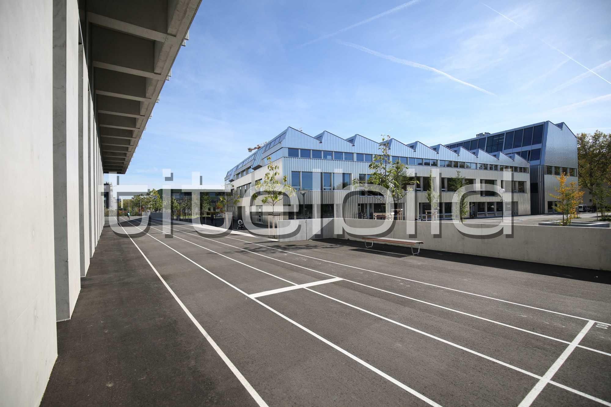 Projektbild-Nr. 4: Neubau Schulhaus Reitmen