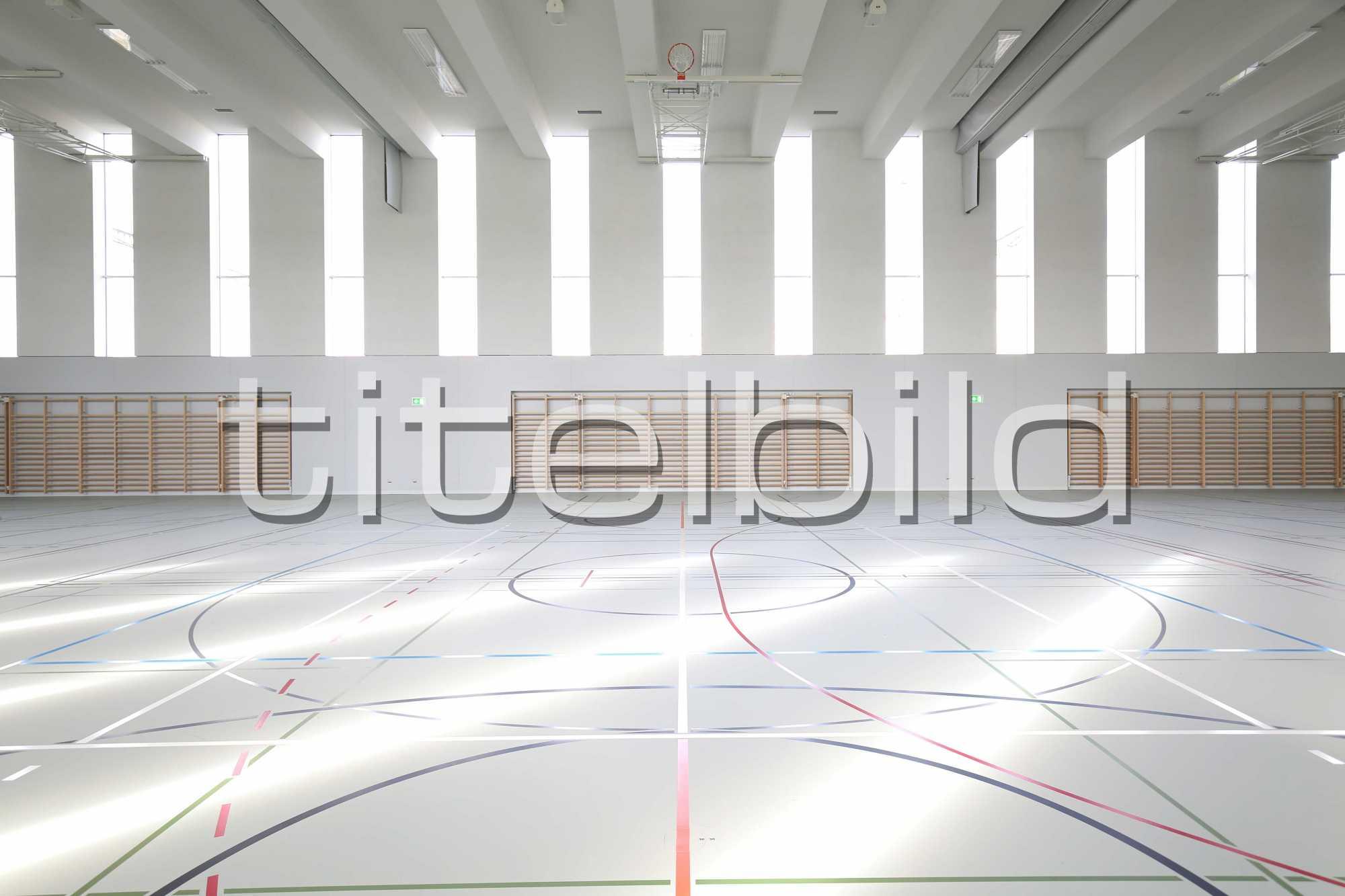 Projektbild-Nr. 5: Neubau Schulhaus Reitmen