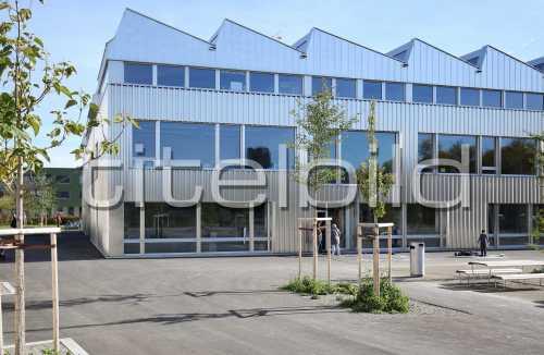 Bild-Nr: 2des Objektes Neubau Schulhaus Reitmen