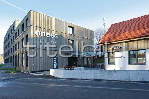 Bild-Nr: 1des Objektes Hotel one66, St. Gallen