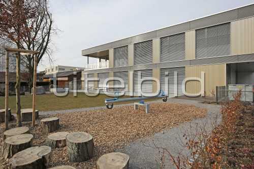 Bild-Nr: 1des Objektes Sanierung- und Erweiterung Schulhaus Feld