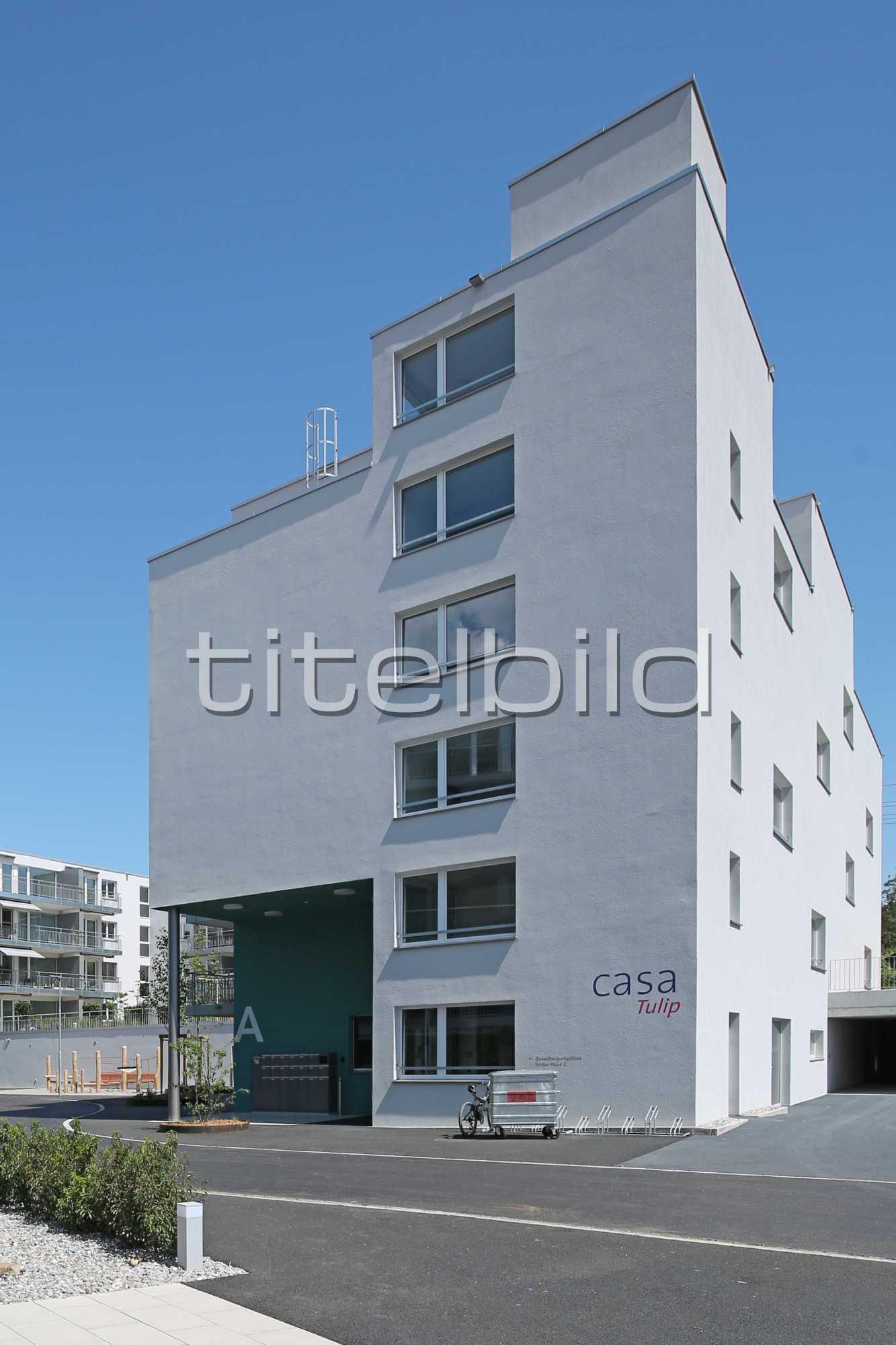 Projektbild-Nr. 2: 4 MFH Casa Tulip
