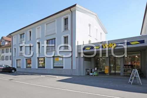 Bild-Nr: 3des Objektes Neubau Volg-Laden mit Wohnungen + Gewerbefläche