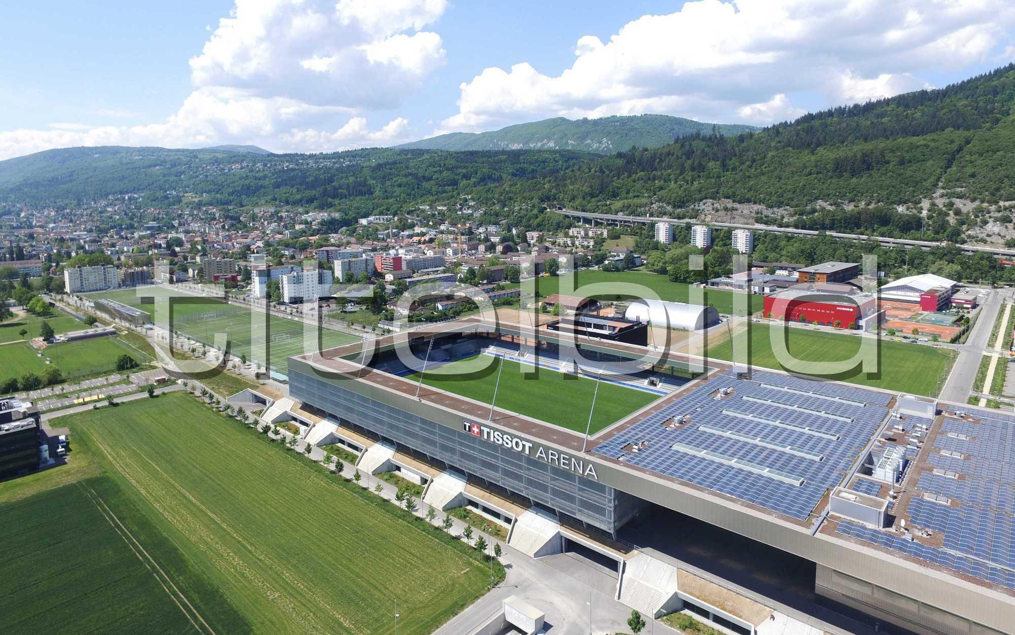 Projektbild-Nr. 0: Tissot Arena