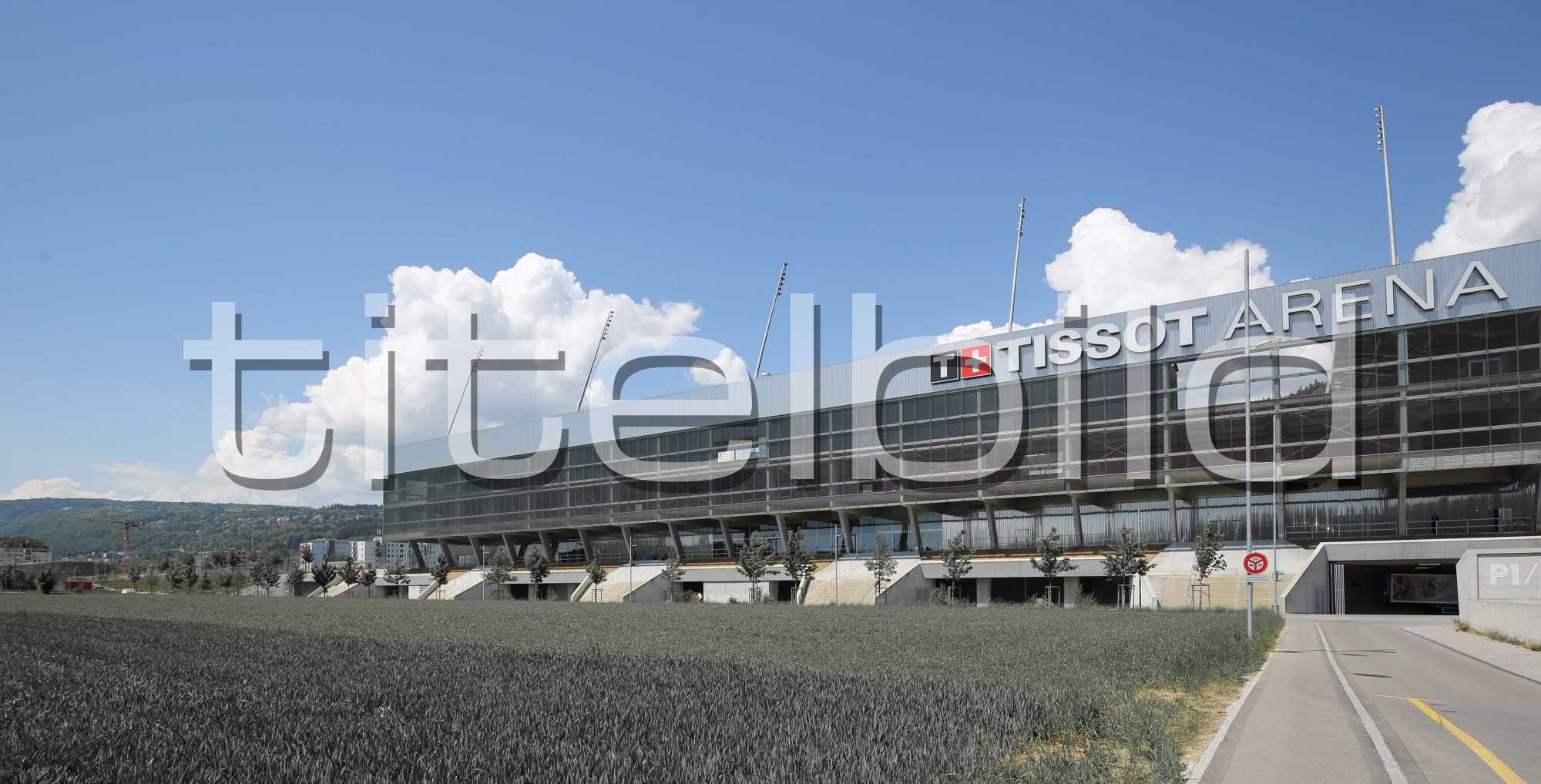 Projektbild-Nr. 5: Tissot Arena