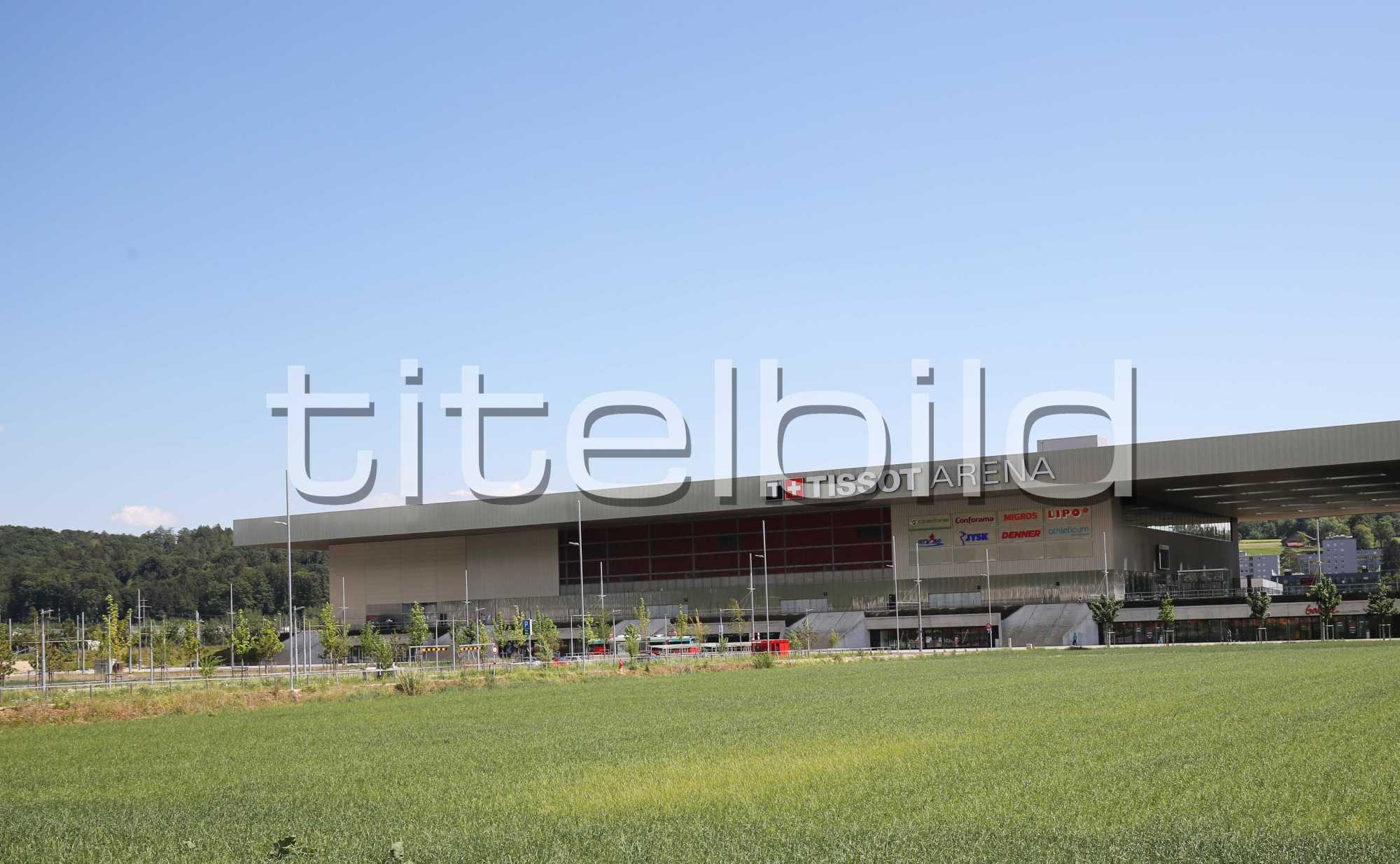 Projektbild-Nr. 6: Tissot Arena