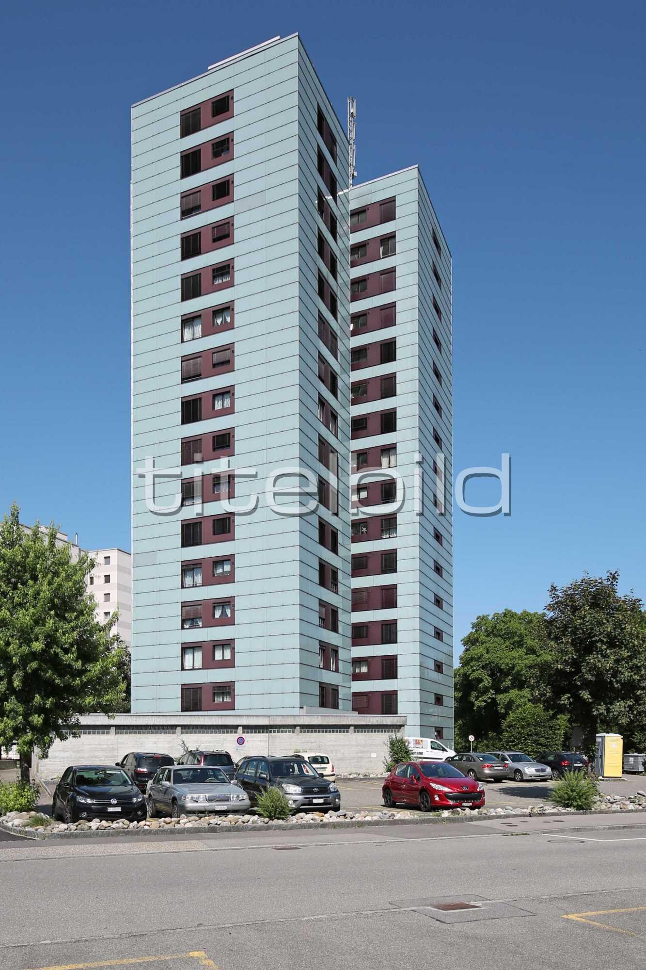 Projektbild-Nr. 3: Bädersanierung Hochhaus Fünflinden