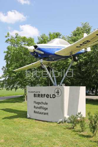 Bild-Nr: 3des Objektes Flugplatz Birrfeld