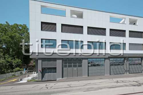 Bild-Nr: 3des Objektes Neubau Gewerbehaus, Atrium Schanz