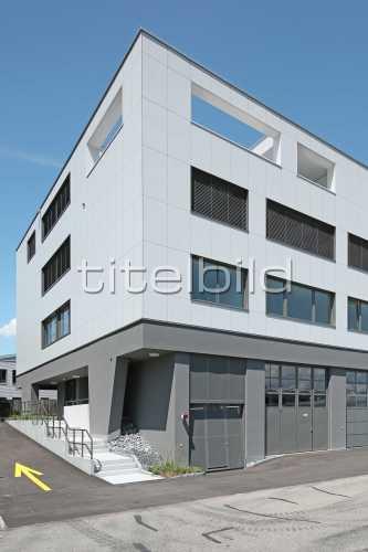 Bild-Nr: 4des Objektes Neubau Gewerbehaus, Atrium Schanz