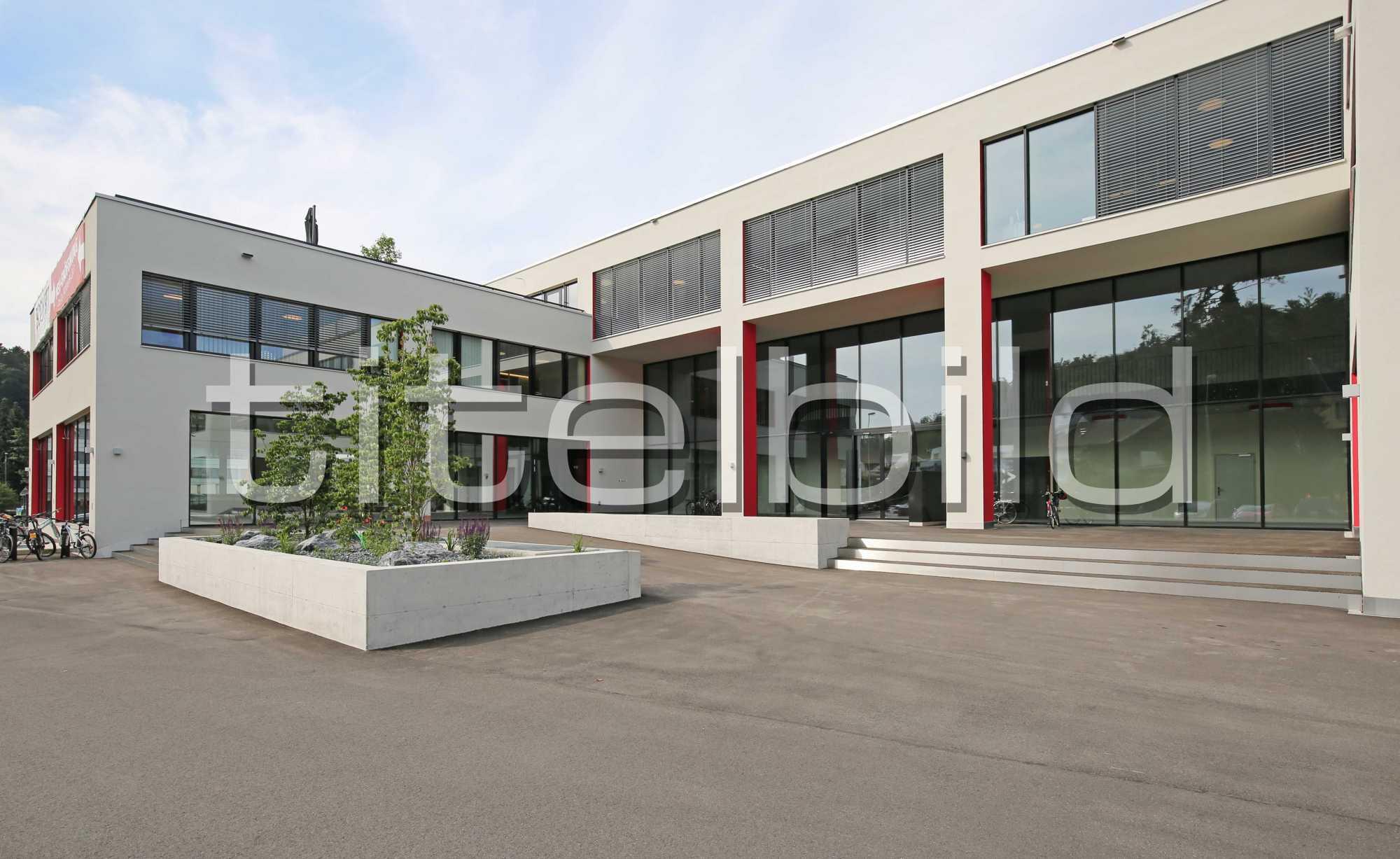Projektbild-Nr. 0: Gewerbezentrum Dreispitz