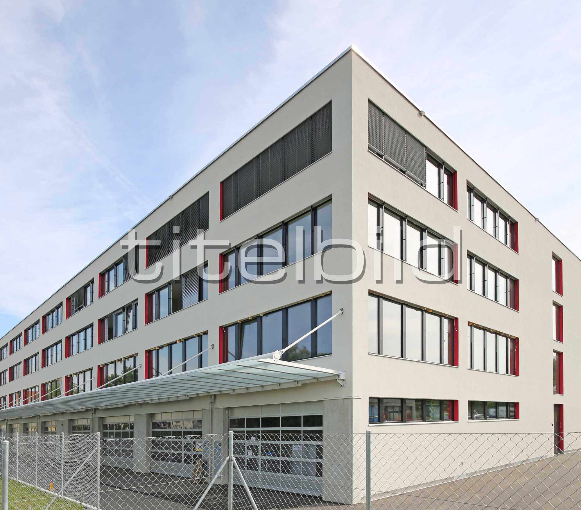Projektbild-Nr. 1: Gewerbezentrum Dreispitz
