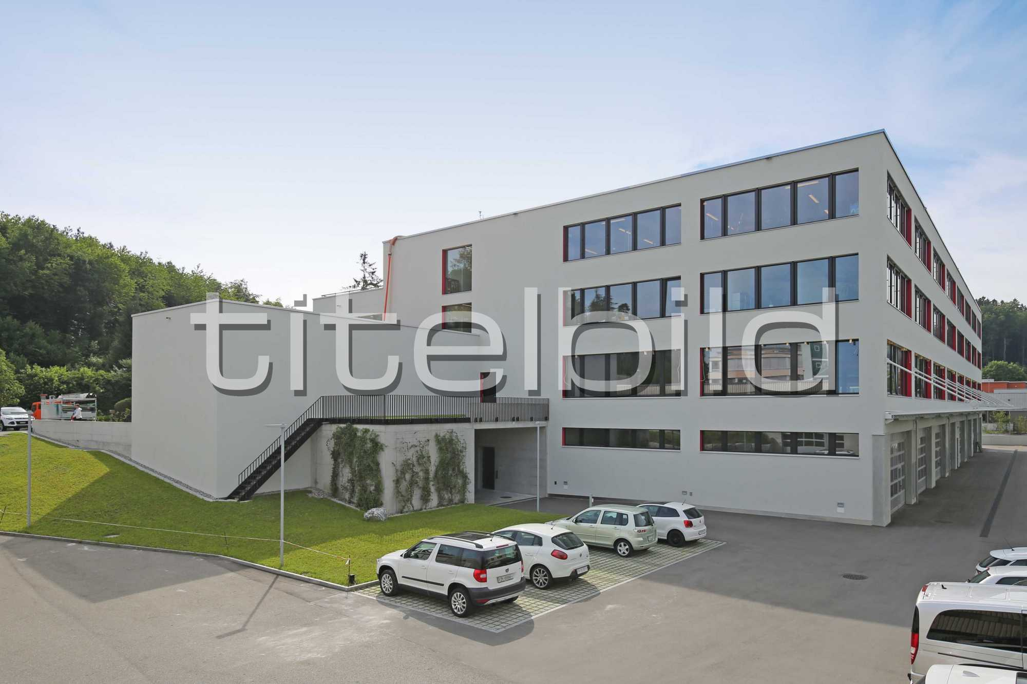 Projektbild-Nr. 3: Gewerbezentrum Dreispitz