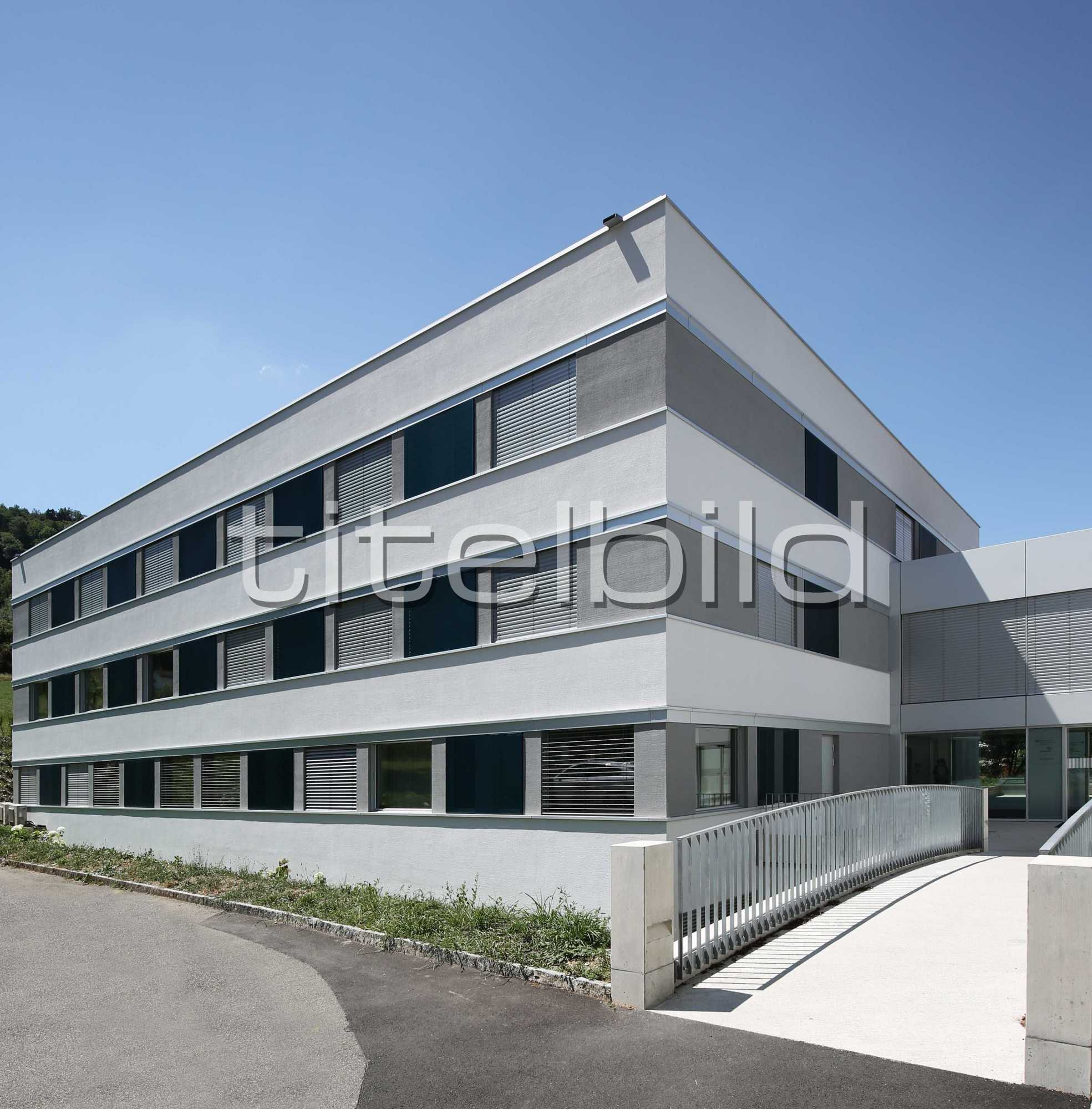 Projektbild-Nr. 1: RehaClinic, Bau Solitär 85