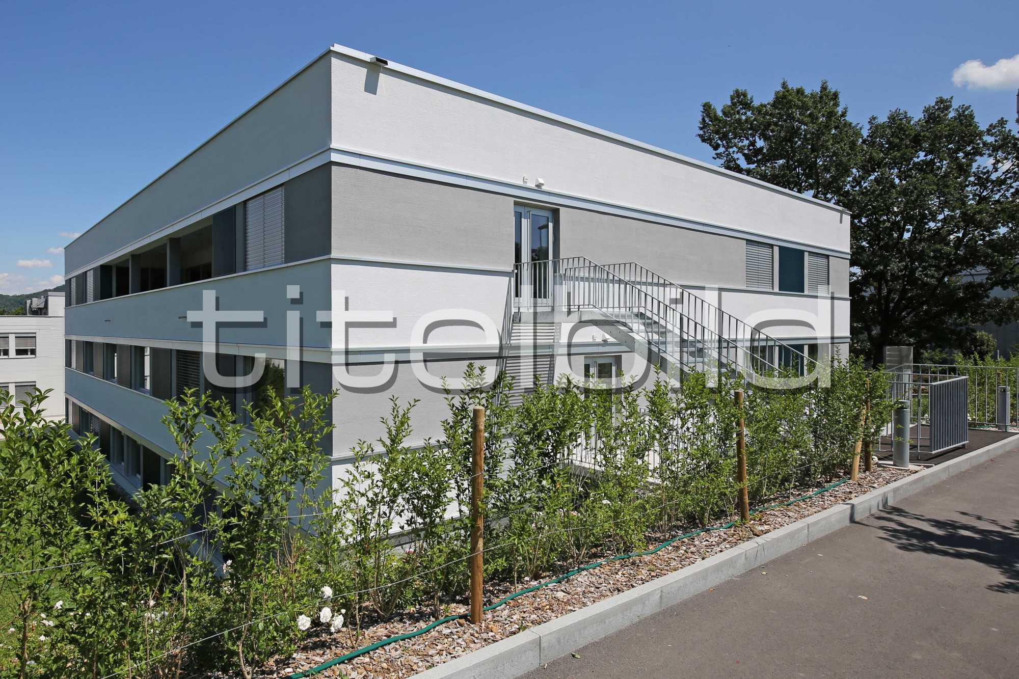 Projektbild-Nr. 2: RehaClinic, Bau Solitär 85