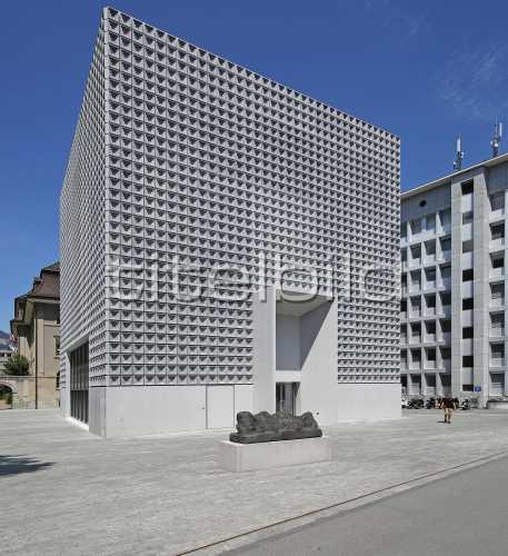 Bild-Nr: 1des Objektes Erweiterung Bündner Kunstmuseum