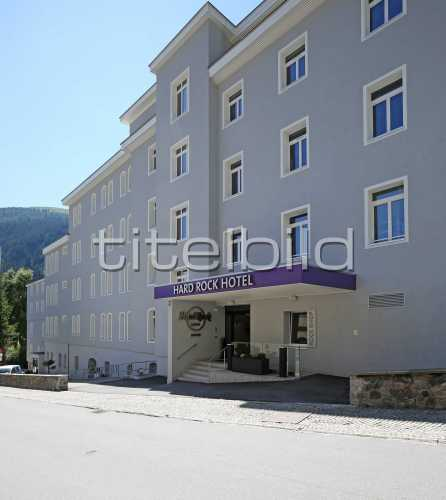 Bild-Nr: 3des Objektes Hard Rock Hotel Davos (SPENGLERS), Davos