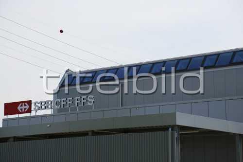 Bild-Nr: 3des Objektes Neubau Service- und Abstellanlage Pünten