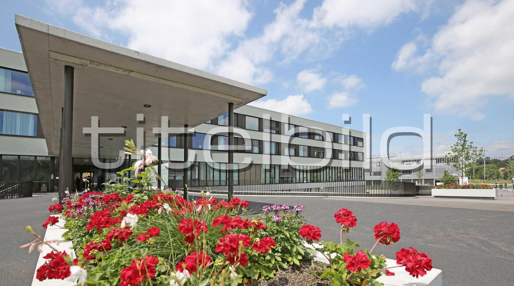 Projektbild-Nr. 1: Regionalspital Emmental, Spital Burgdorf
