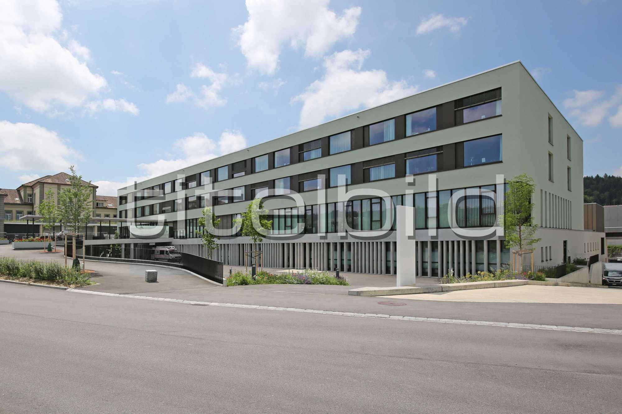 Projektbild-Nr. 3: Regionalspital Emmental, Spital Burgdorf
