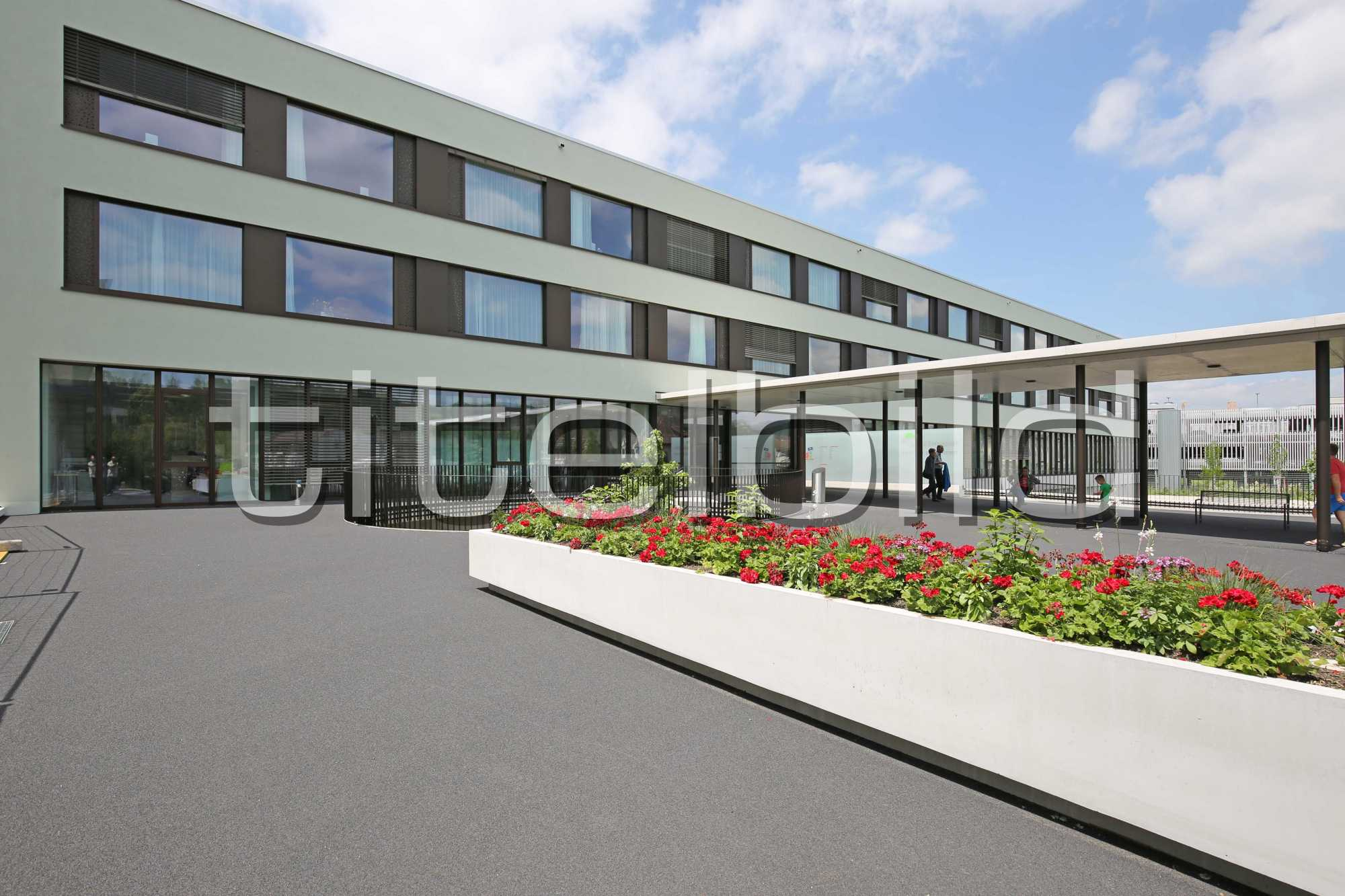 Projektbild-Nr. 4: Regionalspital Emmental, Spital Burgdorf