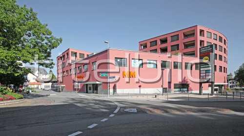Bild-Nr: 1des Objektes Migros Neubau Zentrum Oberdorf