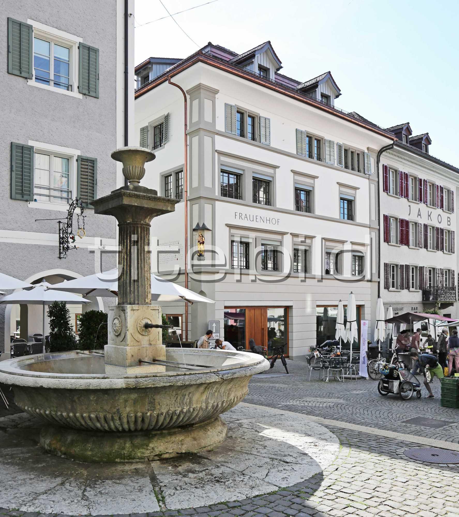 Projektbild-Nr. 0: Umbau und Renovation Frauenhof