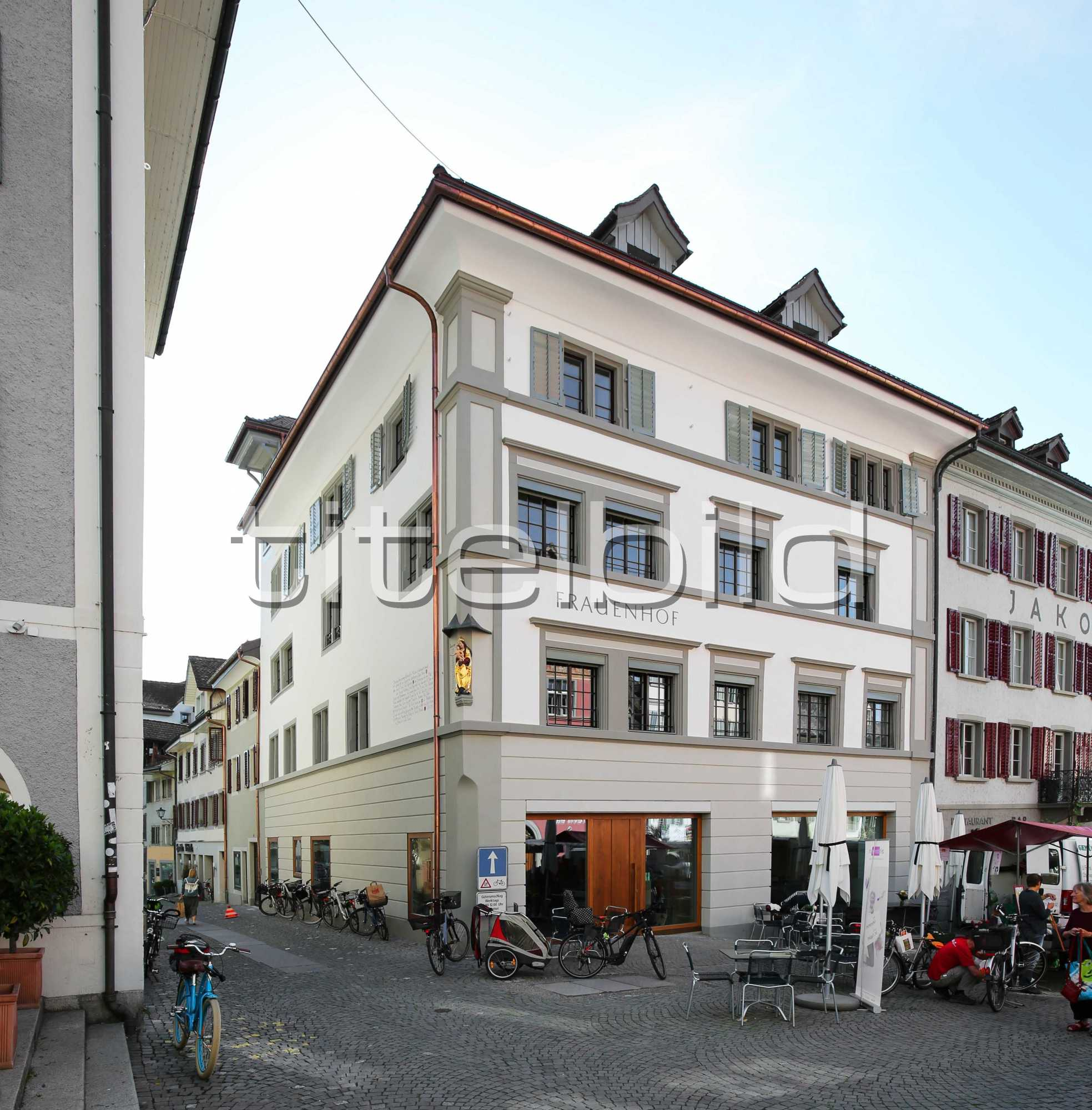 Projektbild-Nr. 2: Umbau und Renovation Frauenhof