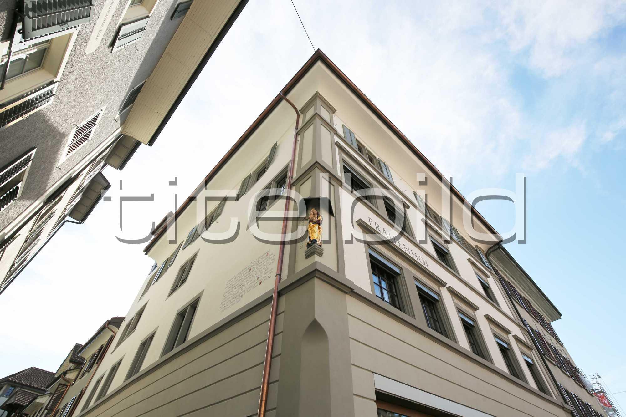 Projektbild-Nr. 3: Umbau und Renovation Frauenhof