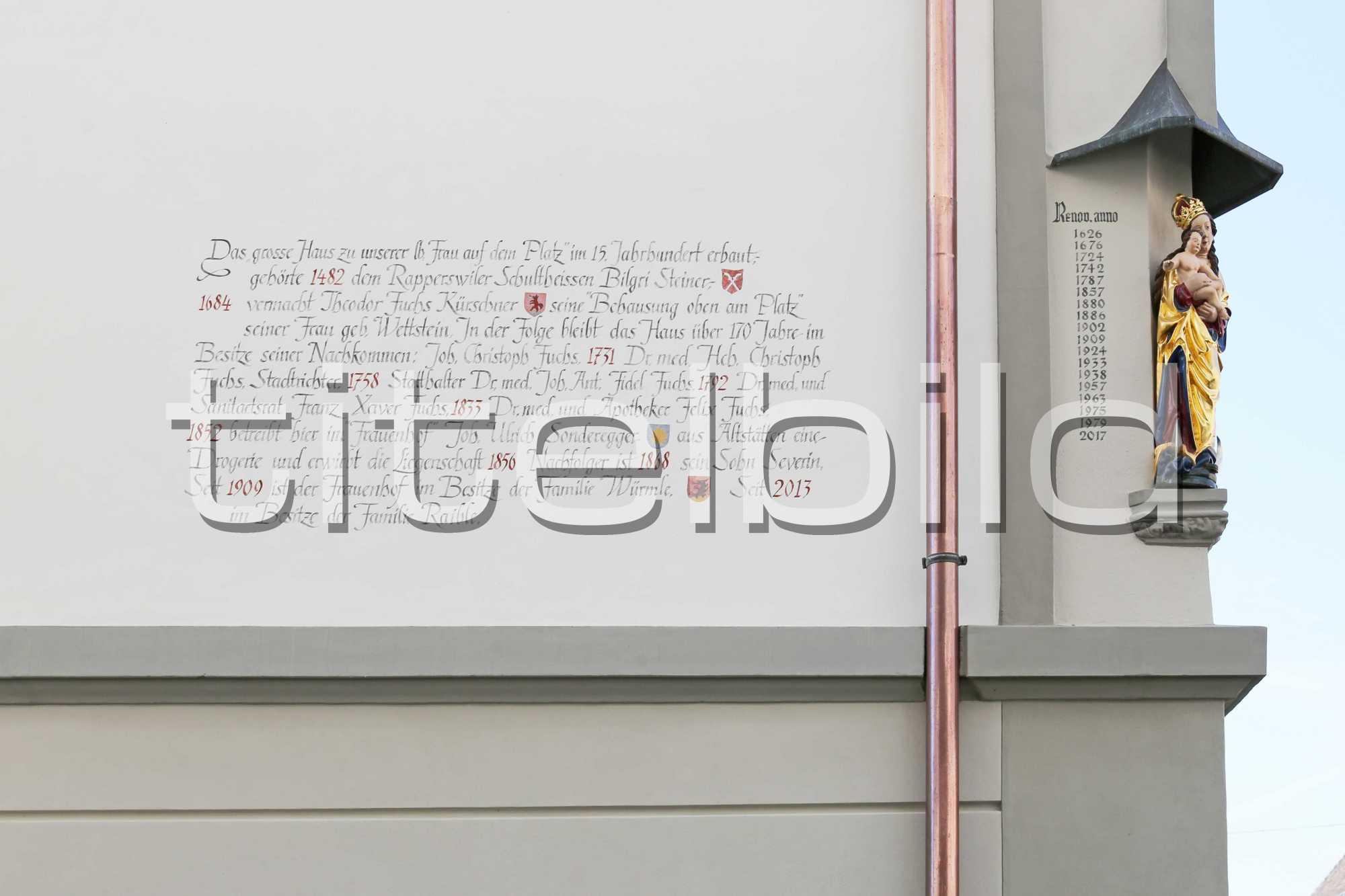 Projektbild-Nr. 4: Umbau und Renovation Frauenhof