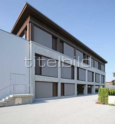 Bild-Nr: 1des Objektes An- und Neubau Schulhaus Mägenwil