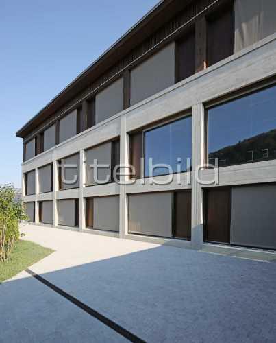 Bild-Nr: 2des Objektes An- und Neubau Schulhaus Mägenwil