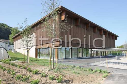 Bild-Nr: 3des Objektes An- und Neubau Schulhaus Mägenwil
