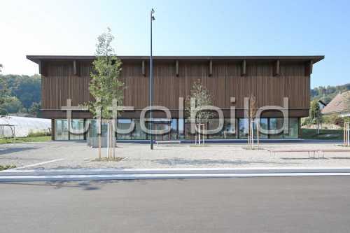Bild-Nr: 4des Objektes An- und Neubau Schulhaus Mägenwil
