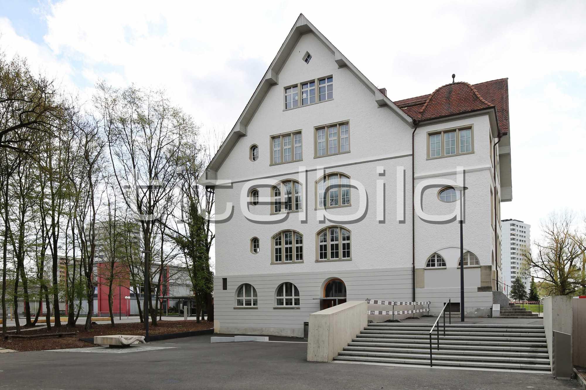 Projektbild-Nr. 1: Erneuerung altes Schulhaus