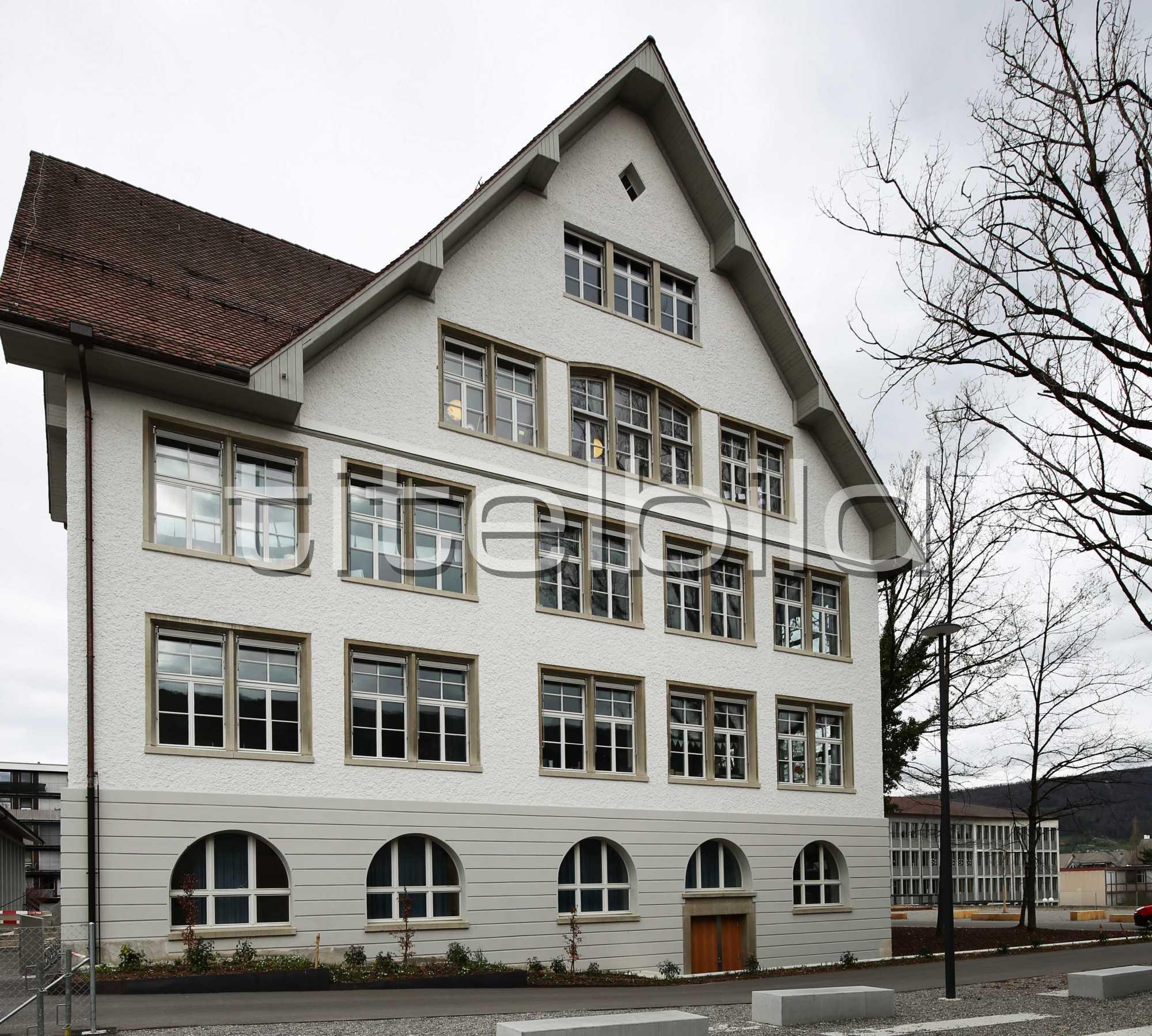 Projektbild-Nr. 2: Erneuerung altes Schulhaus