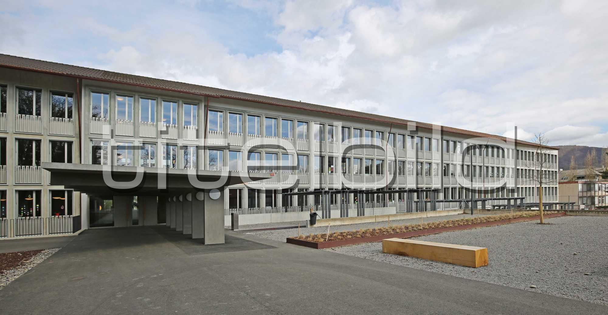 Projektbild-Nr. 1: Schulanlage Neuenhof Schulhaus Schibler