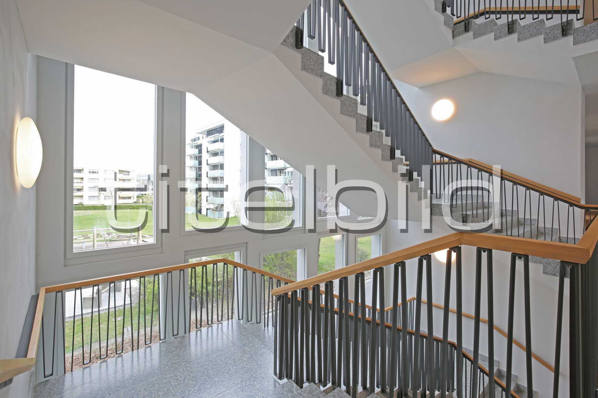 Projektbild-Nr. 5: Schulanlage Neuenhof Schulhaus Schibler
