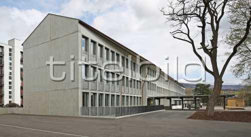 Bild-Nr: 3des Objektes Schulanlage Neuenhof Schulhaus Schibler
