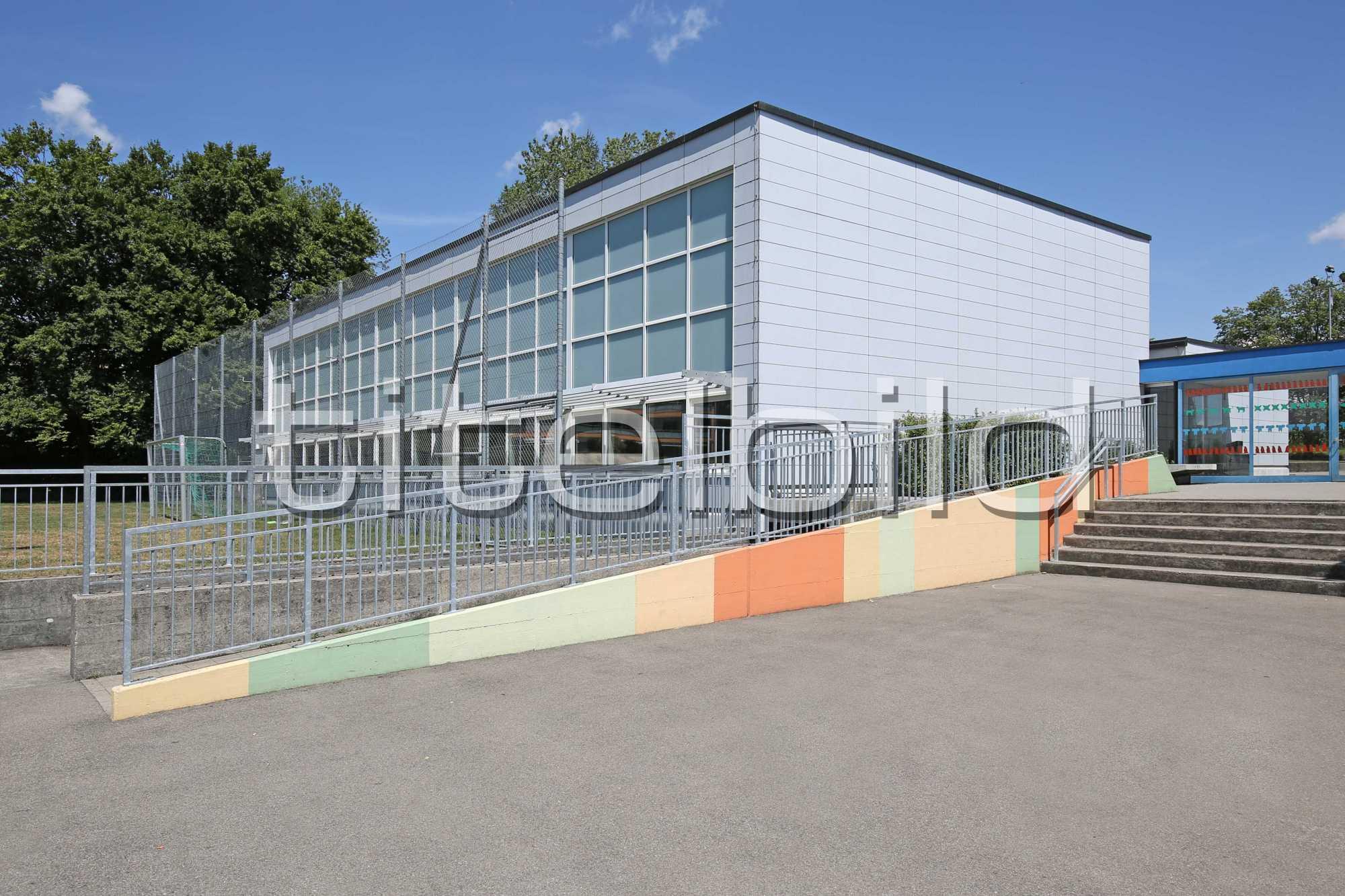 Projektbild-Nr. 1: Schulen Lindau, Ersatz IT-Verkabelungen
