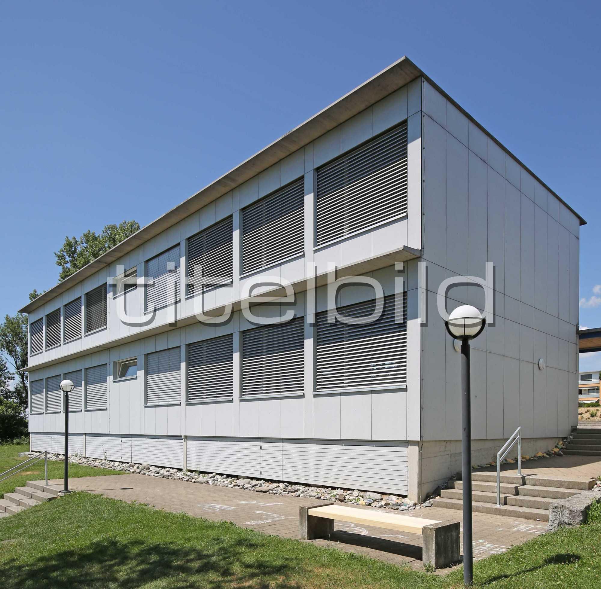 Projektbild-Nr. 2: Schulen Lindau, Ersatz IT-Verkabelungen
