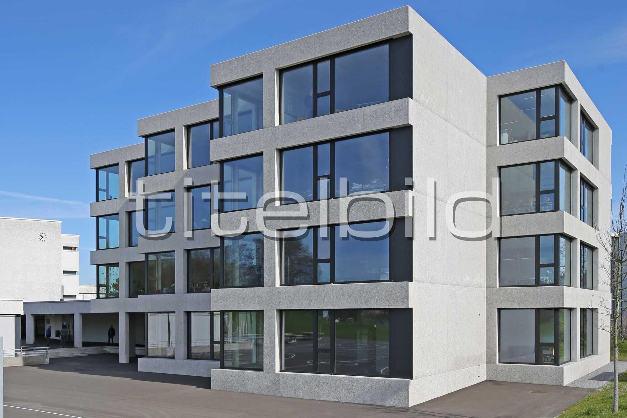 Projektbild-Nr. 0: Erweiterung Schulhaus Weidli